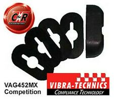 Audi TT Coupe 8N Mk1 1.8T Vibra Technics Engine Torq Link Inserts Comp VAG452MX
