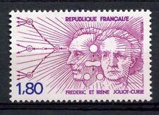 Francia 1982 Sg # 2540 físicos nucleares Mnh #a 54279