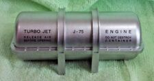 AMERICAN FLYER 24577 IC ''TWO''  JET ENGINE CANISTERS FOR FLAT CARS  EX.  REPRO