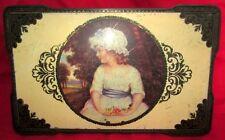 Vintage Thorne's Premier Toffee Tin Box Simplicity by Joshua Reynolds England