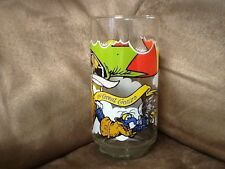 "1981 McDonalds ""The Great Muppet Caper"" glass of Kermit the Frog & Fozzie Bear"