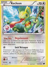 Kecleon -N&B:Glaciation Plasma-94/116-Carte Pokemon Neuve Française