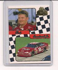 2001 Press Pass Premium Dale Earnhardt Jr. NWC Machines