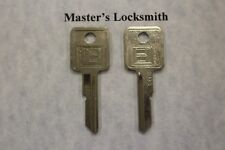 77-88 Buick Electra Key Blanks B44-E Keys 2 New Mechanical Keys