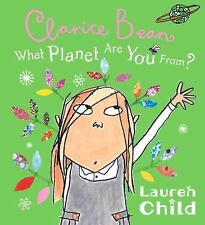 Clarice Bean, What Planet Are You From?-ExLibrary