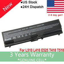 6/9Cell Battery For Lenovo Thinkpad T410 T420 T510 T520 SL410 SL510 58Wh/86Wh US