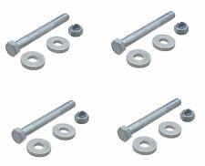 Mercedes Benz Control Arm Bolt Kit x 4 Eccentric Pin Camber / Caster Adjustment