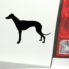 Auto Aufkleber Windhund Jagdhund Tier dog Sticker