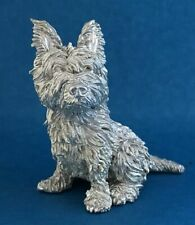 More details for westie west highland white terrier pewter uk