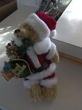 Plush Santa Bear/Santa Claus Bear/Home Decor/Christmas Gift