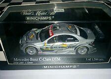 1/43 MERCEDES C-Class Jamie GREEN - Minichamps - DTM 2005 -