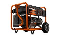 Generac GP6500 - 6,500 Watt Portable Generator, 49-ST | 8125 Starting W, 389cc
