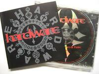 "HARDWARE ""RACE RELIGION & HATE"" - CD"