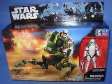 Star Wars 2016 Assault Walker with Stormtrooper Sergeant Disney Excl Mint in Box