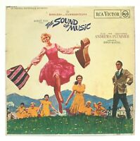 "The Sound of Music OST	Rodgers and Hammerstein's	RB 6616 12"" Vinyl FREE UK P&P"