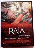 RAJA - Jacques DOILLON - dvd Très bon état