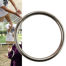 Hand Training Steel Ring Stainless Steel Ring Wing Chun Ring Kung Fu Rings