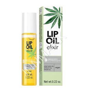 Bell HYPOAllergenic Lip Oil Elixir with Hemp Seed Apricot Kernel & Argan Oil 346