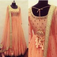 Indian anarkali salwar kameez suits designer ethnic Pakistani partydress eid new