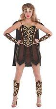 Donna Costume Gladiatore Xena Warrior Princess Romano Spartano 10-12
