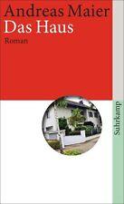 Das Haus von Andreas Maier (2013, Taschenbuch), UNGELESEN