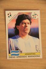 Panini - World cup story - 224 - Diego Armando Maradona - Unused