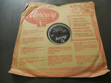Eddie Howard Melancholy Me Mercury 70304  78 RPM Vinyl NM             ID:29644