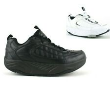 MENS GENTS POSTURE IMPROVING WALKING RUNNING GYM  WIDE FIT TRAINERS SHOES SIZE