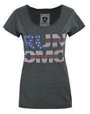 Amplified Run DMC USA Diamante Women's T-Shirt
