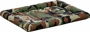 Maxx Dog Bed for Metal Dog Crates 36-Inch Camouflage