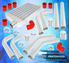 """2.5"""" Fmic Piping Pipe Kit Turbo Intercooler Silicone Couplers T-Bolt Clamp"""