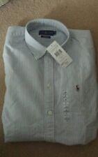Ralph Lauren Shirt Sice M Blue/white BNWT £95