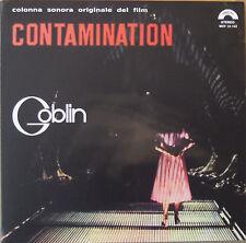 Goblin-contaminazione OST LP AMS Cinevox colonna sonora horror Luigi Cozzi
