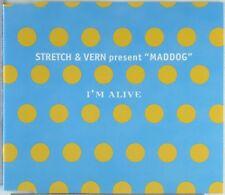Maxi CD - Stretch & Vern - I'm Alive - A6497
