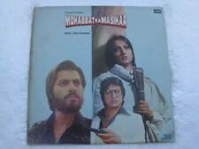 MOHABBAT KA MASHIAA USHA KHANNA LP Record Bollywood India-1063