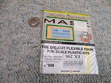 Eduard  Mask 1/48 EX296 BR 20 Cicogna Special Hobby Pacific Coast   G54