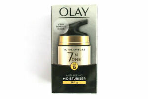 Olay Total Effects 7 in 1 Anti-Ageing Moisturiser SPF 15 50ml