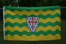 Donegal County Flag Ireland Flag Irish Flag Free Shipping 3x5 Polyester flag
