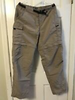 Details about REI Stretchy Hiking Fishing Camping Brown Pants Women's Size 10 Petite Adjusable