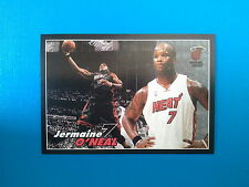 2009-10 Panini NBA Basketball n.143 Jermaine O'Neal Miami Heat