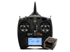 Spektrum Dx6e 6ch Transmitter and Ar620 Receiver