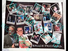 Something to wrestle with Bruce Prichard poster, wrestling, WWE, wcw, wrestling