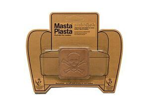 SUEDE MastaPlasta Self-Adhesive Repair Patch PIRATE 5cmx5cm. Fix sofa, bag, coat