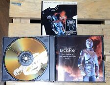Michael Jackson History Past,Present & Future Book 1, Set  2-CD'S