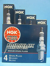 Set of 4 Spark Plugs NGK 6418 BKR6EIX Iridium-IX Upgrade
