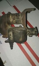 Unusual Tillotson carburetor Model X Indian motorcycle Harley airplane ??