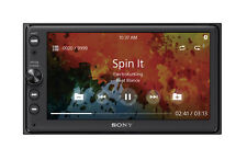 Sony Xav-ax100 Double DIN Bluetooth Touchscreen Apple Android XAVAX100