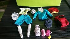 Only Hearts Club Lot #7G Soccer Outfit & Accessories. Shower Accessories