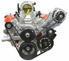 ICT Billet 551519X-3 LS Alternator and Power Steering Bracket Kit 1999-2014 GM T