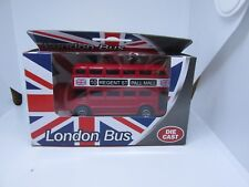 LONDON BUS ROUTEMASTER SOUVENIR NEW BOXED  Route 10 Regent Street Pall Mall